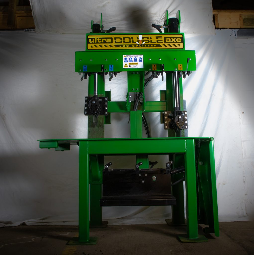 log splitter overal